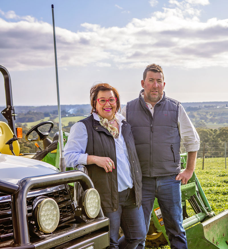 About Adelaide Hills Farm Services