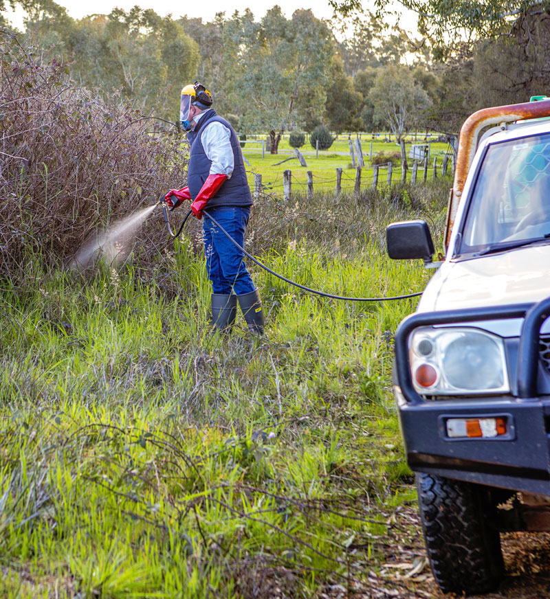 Bushfire Preparation with Adelaide Hills Farm Services