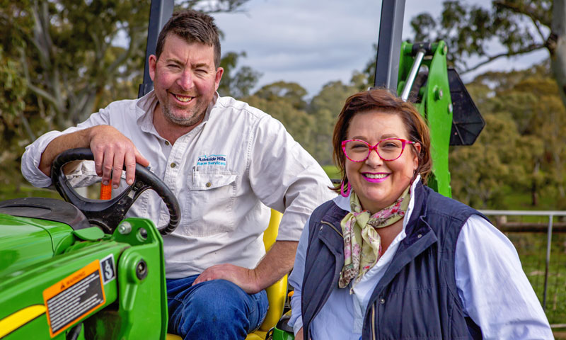 Contact Adelaide Hills Farm Services
