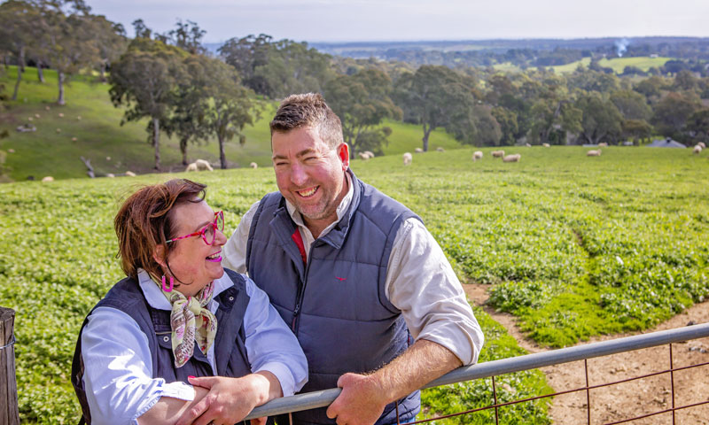 Adelaide Hills Farm Services philosophy and value