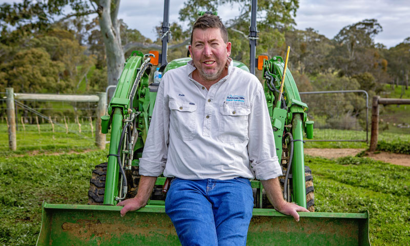 Adelaide Hills Farm Services commitment to you